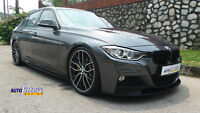 BMW M performance edition rims and tires