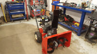 Snow Blower Tune up - WINTER WARM UP SPECIAL!