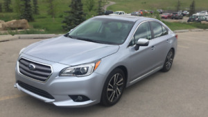 2017 Subaru Legacy 2.5i sport W/Eye sight