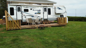 RV rental in beautiful Cavendish area.