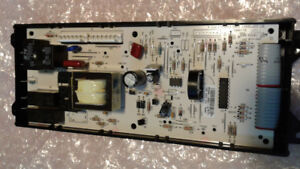 NEW FRIGIDAIRE/KENMORE RANGE CONTROL BOARD- UPDATED AD