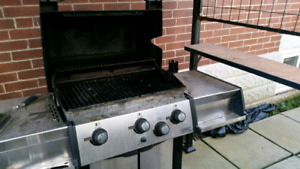 BBQ  king broil Natural gas.  only $30