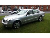 Mercedes-Benz S320 CDi Diesel Auto PX Swap Anything considered