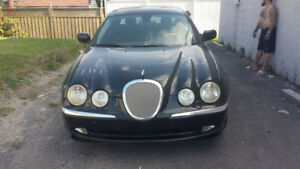 2002 Jaguar S-TYPE cuir Berline