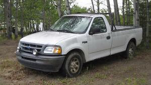 1997 Ford F-250 Pickup Truck