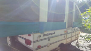1998 Rockwood Tent Traier