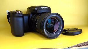 appareil photo sony DSCR1