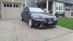 2014 Lexus IS Is 250 AWD Luxury Package Sedan