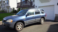 2001 Mazda Tribute DX - FOR PARTS ONLY