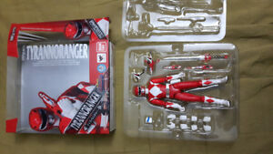 S.H. Figuarts Power Rangers Mighty Morphin Red Zyuranger
