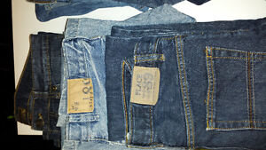 3 pairs jeans size 12-14