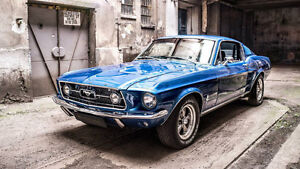 1967-1970 Mustang Fastbacks Wanted