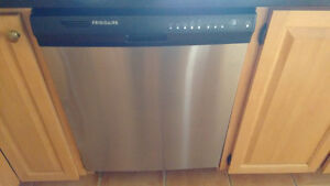 Frigidaire Dishwasher Stainless with all stainless tub