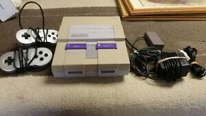 Super Nintendo All Hookups 2 controllers 80 OBO