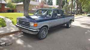 1991 f250 ford