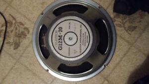 Celestion G12M-70 Made In England 70 Watts Négo!!!