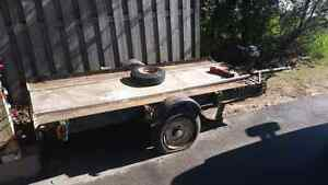 "Steel frame trailer ""Solid"" make an offer"