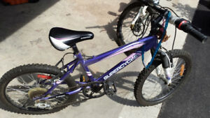 "Barely used SUPERCYCLE  bike 24"" in a great condition for sale"