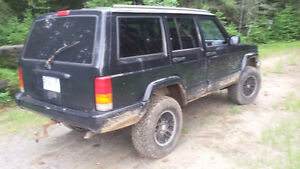 1998 Jeep Cherokee Limited SUV, Crossover