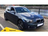 2014 BMW 1 Series 116i Sport Step Automatic Petrol Hatchback