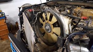 Broke  down car or truck?