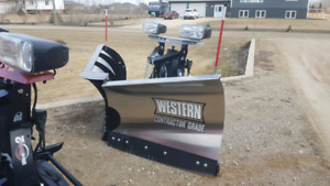 ALMOST NEW SNOW PLOWS FOR SALE!