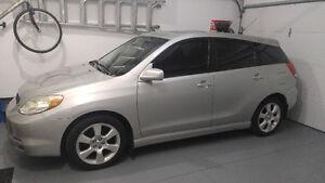 2004 Toyota Matrix Hatchback