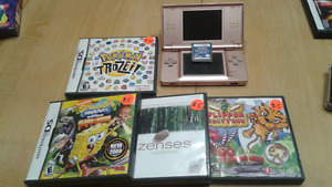 DS Lite and Games bundle