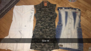 Dress lot size M 3 for $20