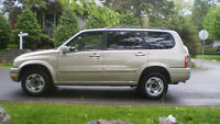 2003 Suzuki Grand Vitara XL7 VUS