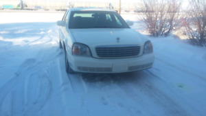 I have a 2001 Cadillac for sale