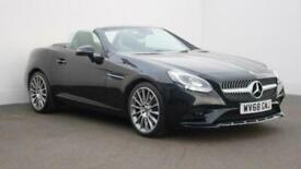 image for 2018 MERCEDES SL SLC 200 AMG Line 2dr 9G-Tronic Auto Sports petrol Automatic