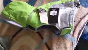 Winter dog jacket never worn