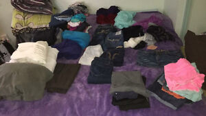 Selling all my clothes for CHEAP!!