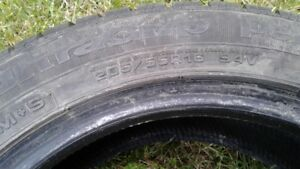 Good Year Winter Tires 205/55 R16