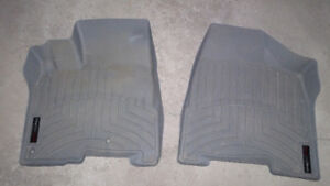 Weather Tech Mats for Toyota Sienna 2009