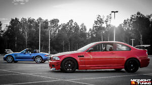 SAFETY & E-TESTED: 2001 BMW 330ci M-pkg - Highly Modified.