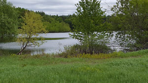 89 acres with storage sheds..with WATERFRONT LOT OTTAWA River