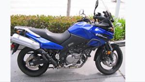 2005 Suzuki DL 650 Vstrom