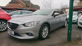 image for 2014 Mazda 6 2.2d SE-L Nav 4dr Auto SALOON Diesel Automatic
