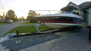 "2009 Monterey Sport Cuddy 278 SC 28' 10"" total lenght"
