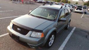 2007 Ford FreeStyle/Taurus X LIMITED VUS