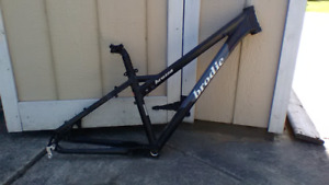 Brodie Bruzza - aluminum dirt jumping bike frame for sale