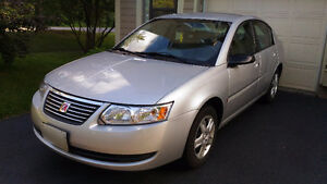 2007 Saturn ION Sedan - Reliable and Clean, Low Mileage