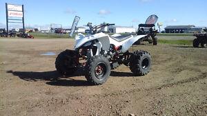 2004 Yamaha YFZ450 Sport Quad, Exc Cond, HMF Pipe, New Motor