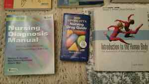 Nursing Textbooks GREAT CONDITION.