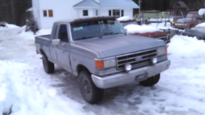 Parting out 1989 f150