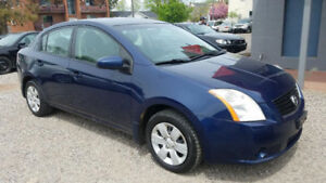 2008 Nissan Sentra Sdn, No Accident , Certified