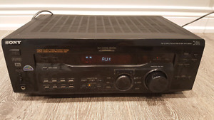 Sony 5.1 receiver  with remote  $150
