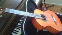 Flamenco/Classical guitar by Jeff Sigurdson